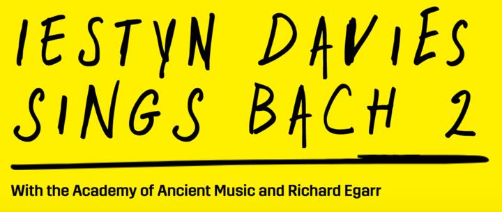 Iestyn Davies - Countertenor @ Queen's Hall - Edinburgh, United Kingdom