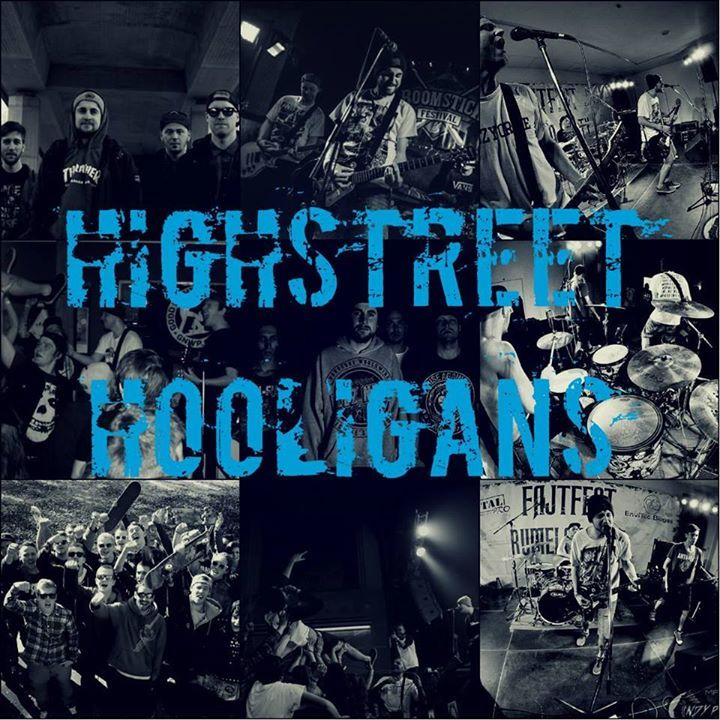 Highstreet Hooligans @ Music Bar Sklep - Pelhřimov, Czech Republic