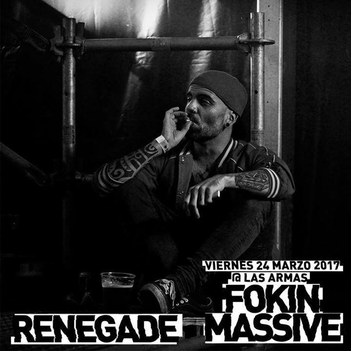 RENEGADE (Fokin Massive) Tour Dates