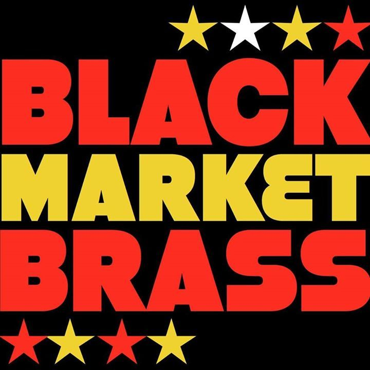 Black Market Brass Tour Dates