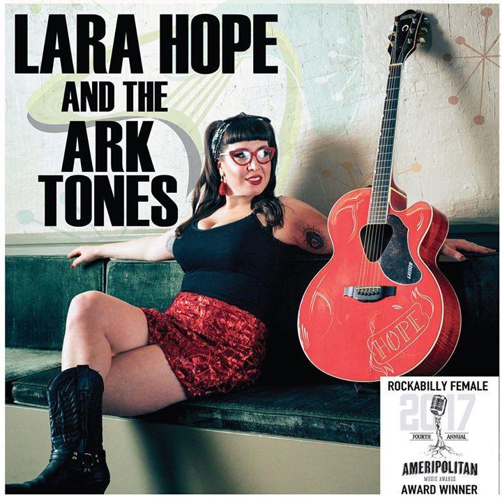 Lara Hope & The Ark-Tones Tour Dates