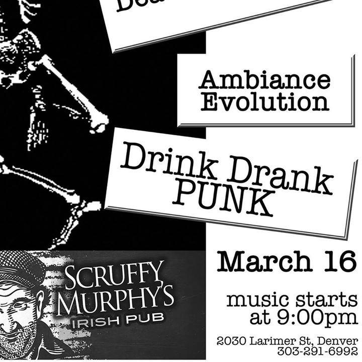 Ambiance Evolution Tour Dates