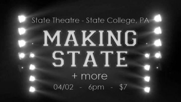 Making State Tour Dates