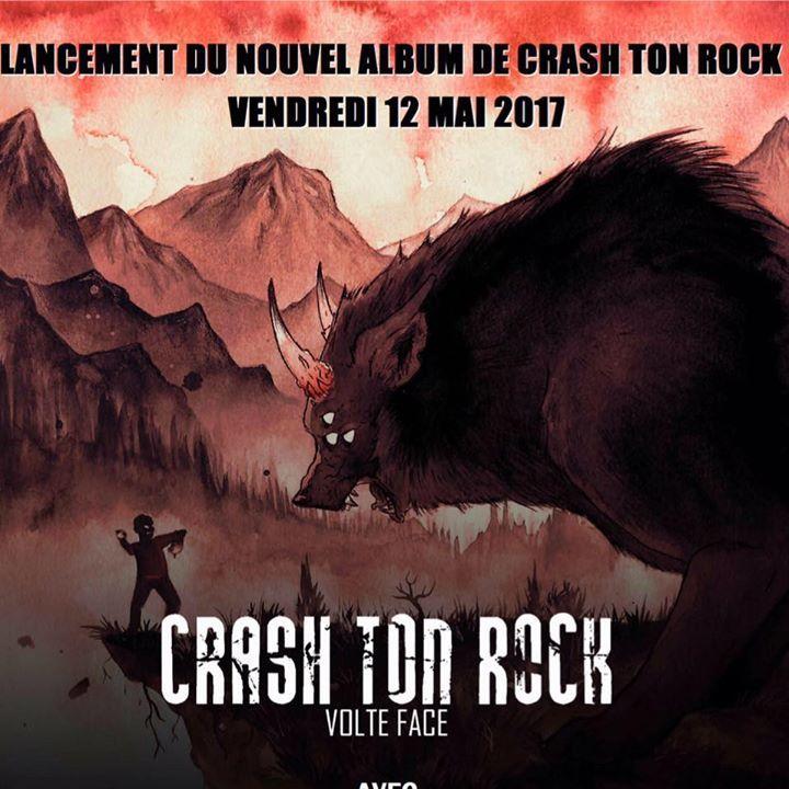 Crash ton rock Tour Dates