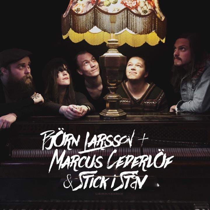 Marcus Cederlöf & Stick i Stäv Tour Dates