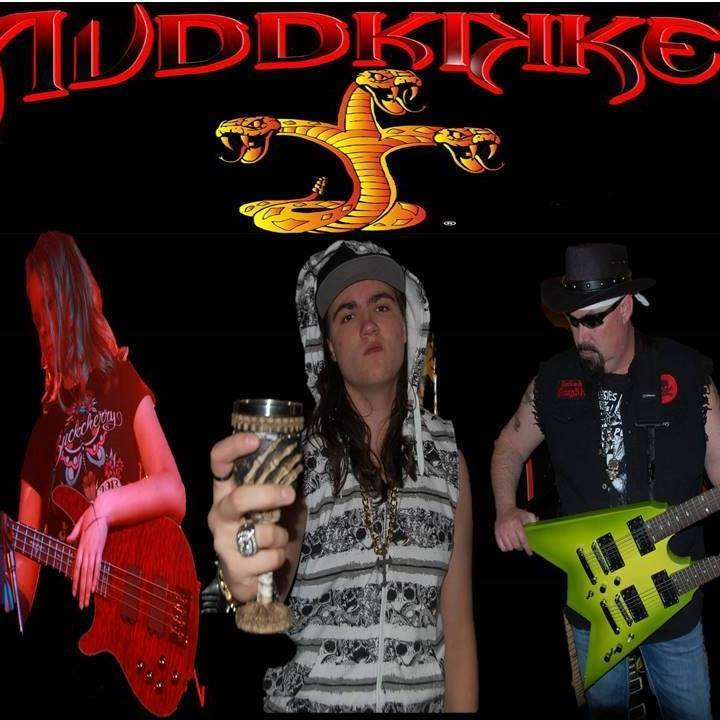 MUDDKIKKER Tour Dates
