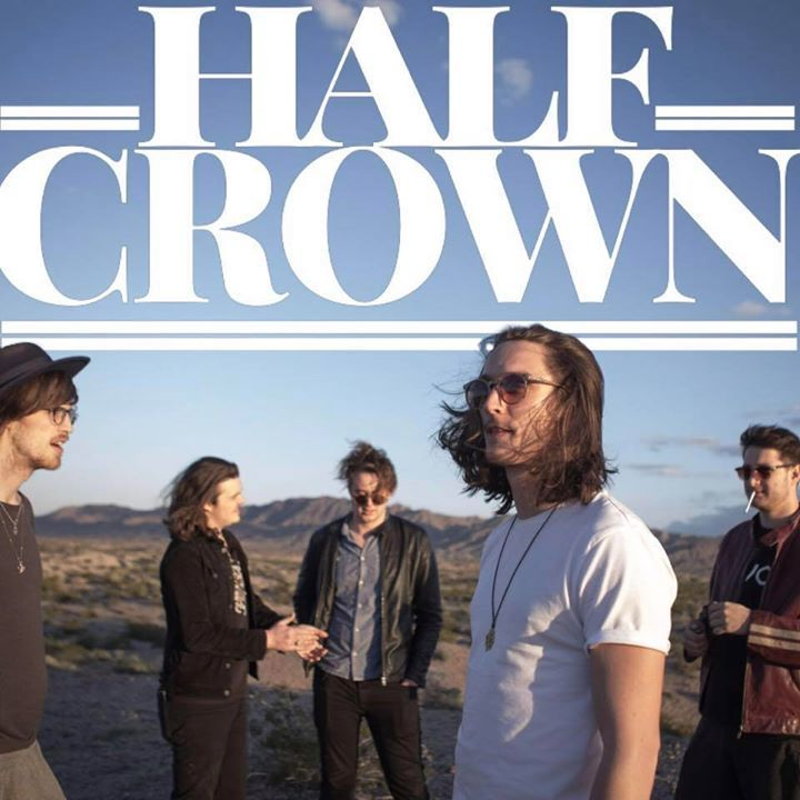 Half Crown @ Green Door Store - Brighton, United Kingdom