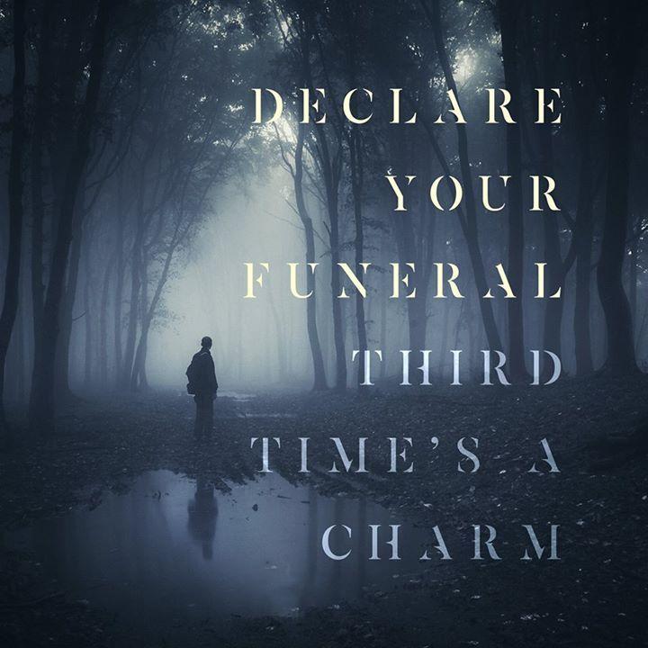Declare your Funeral Tour Dates