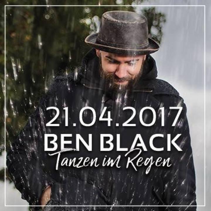 Ben Black Tour Dates