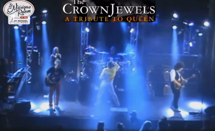 The Crown Jewels - A Tribute to Queen @ Le Musique Room - Saint Michael, MN
