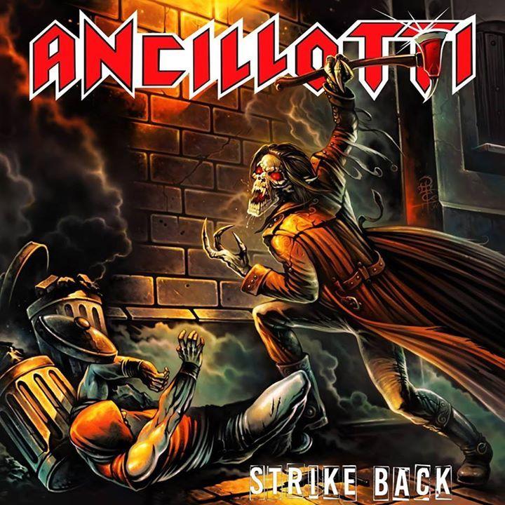 Ancillotti Tour Dates