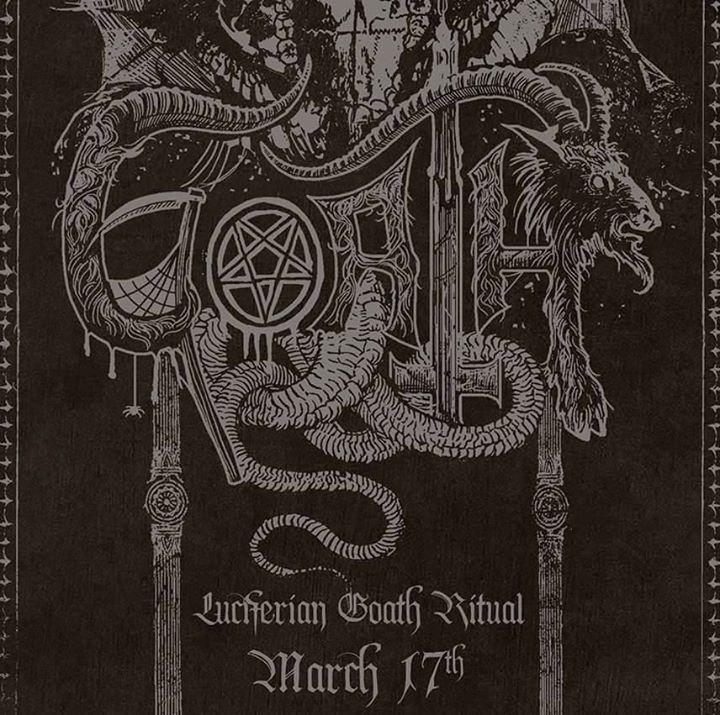 Goath Tour Dates