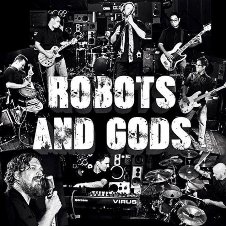 Robots and Gods Tour Dates
