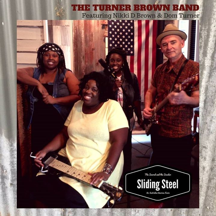 The Turner Brown Band Tour Dates