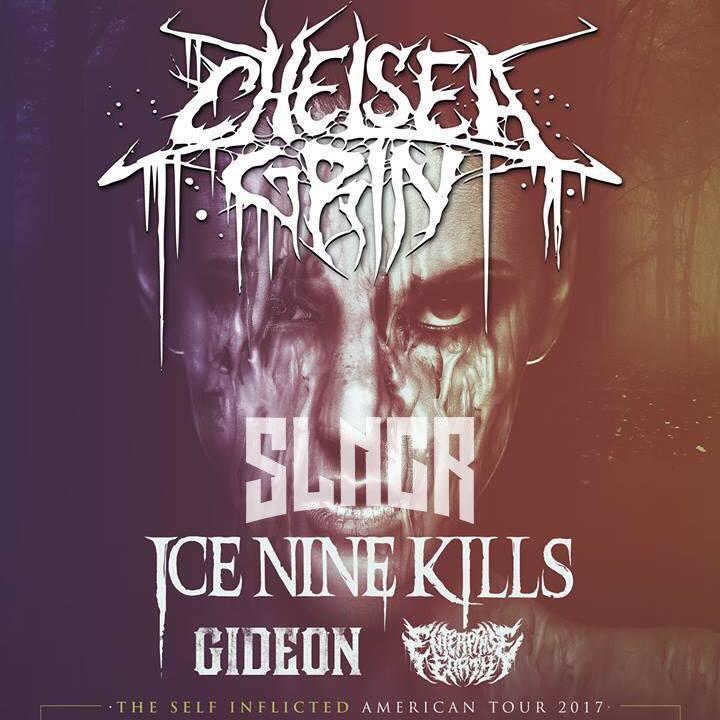 Silencer Tour Dates