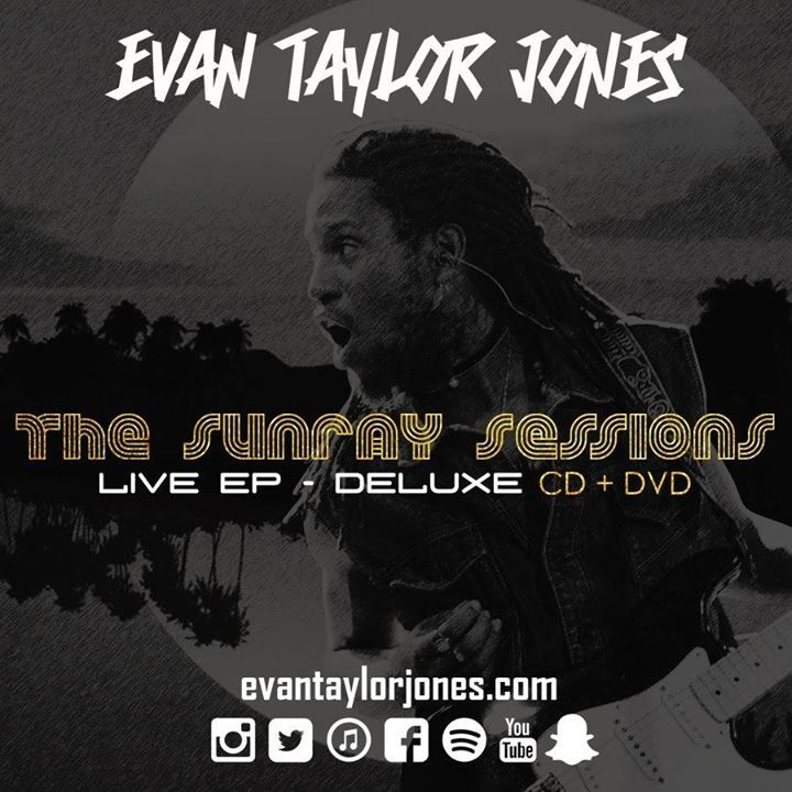 Evan Taylor Jones Tour Dates
