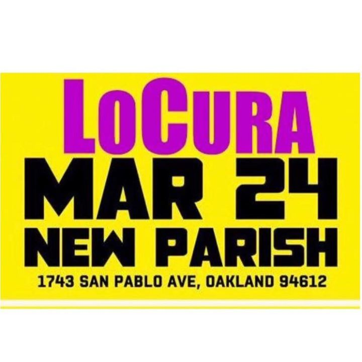 LoCura Tour Dates