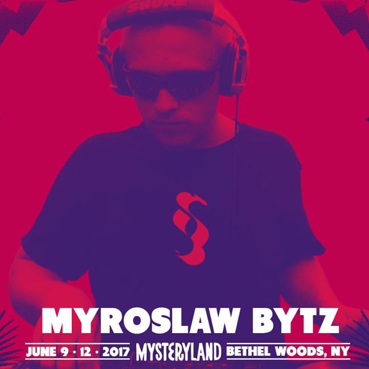 Myroslaw Bytz Tour Dates