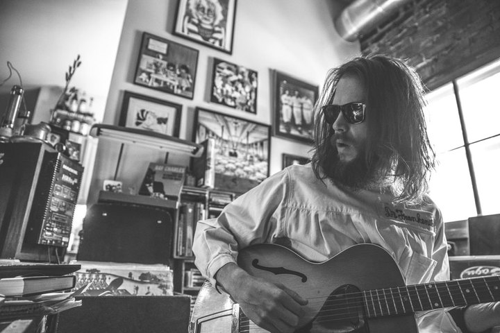 The Whigs @ Don Gibson Theatre (Parker Solo) - Shelby, NC