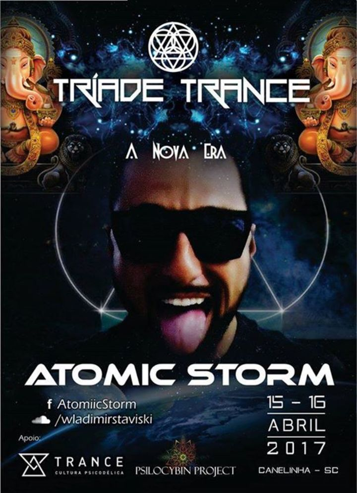 Atomic Storm Tour Dates