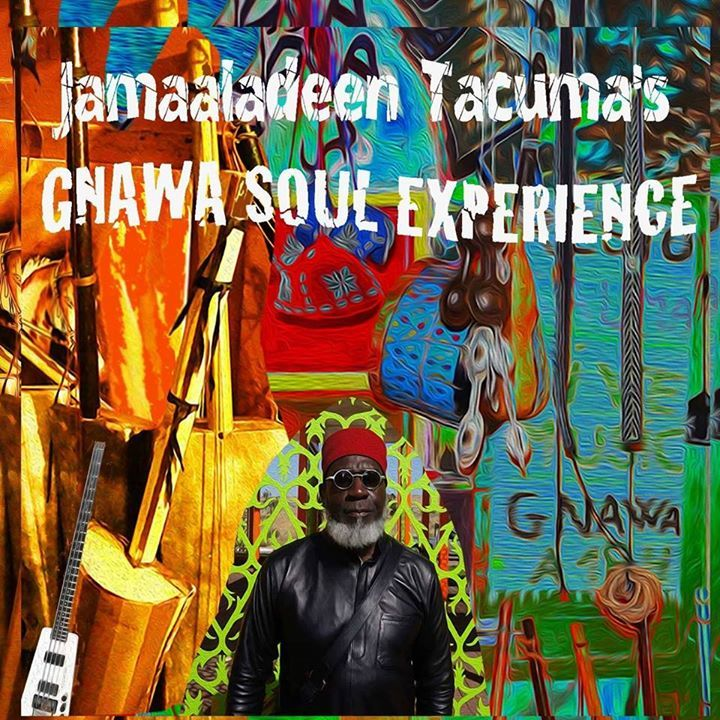 Jamaaladeen Tacuma Tour Dates
