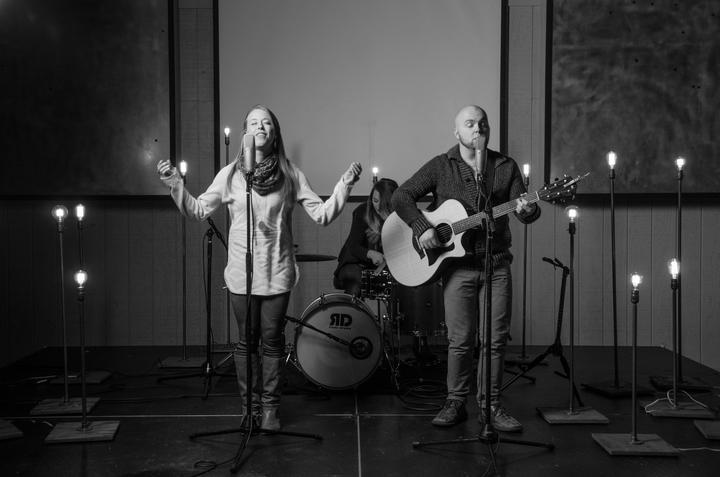 Jonathan and Emily Martin @ Monticello Baptist Church - Monticello, MS