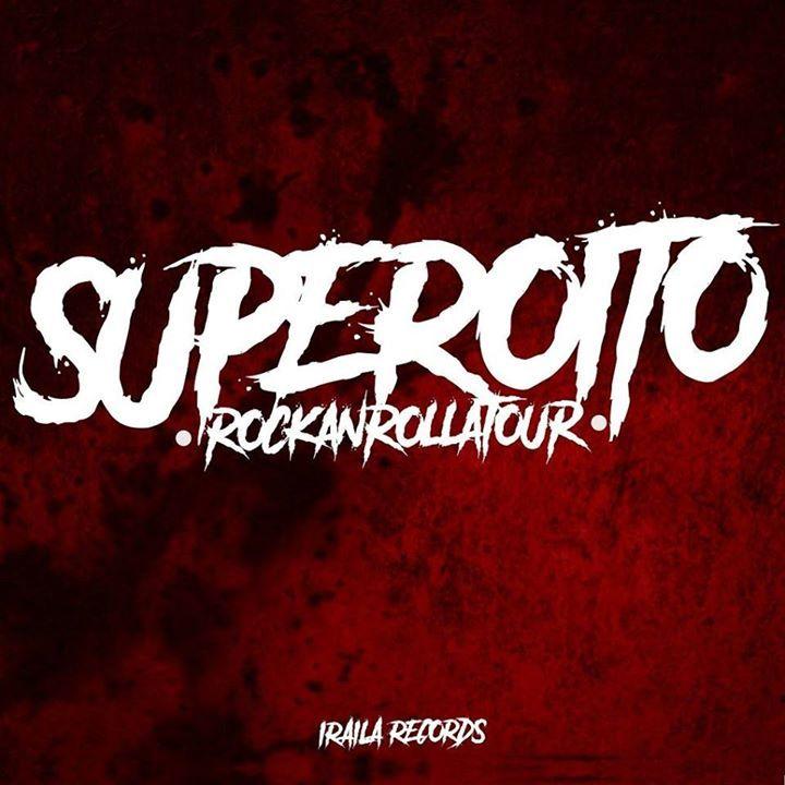 Superoito Tour Dates