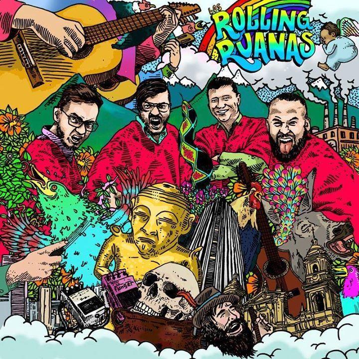 Los Rolling Ruanas Tour Dates