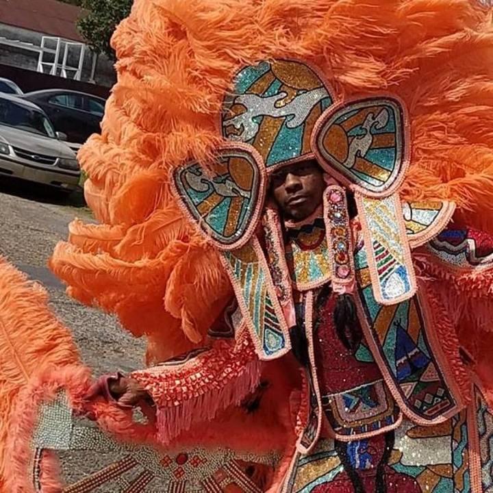 Black Mohawks Mardi Gras Indians Tour Dates