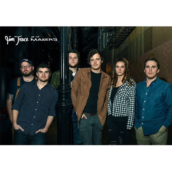 Jim Trace and the Makers Tour Dates