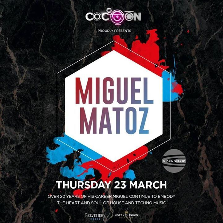 Dj Miguel Matoz Tour Dates