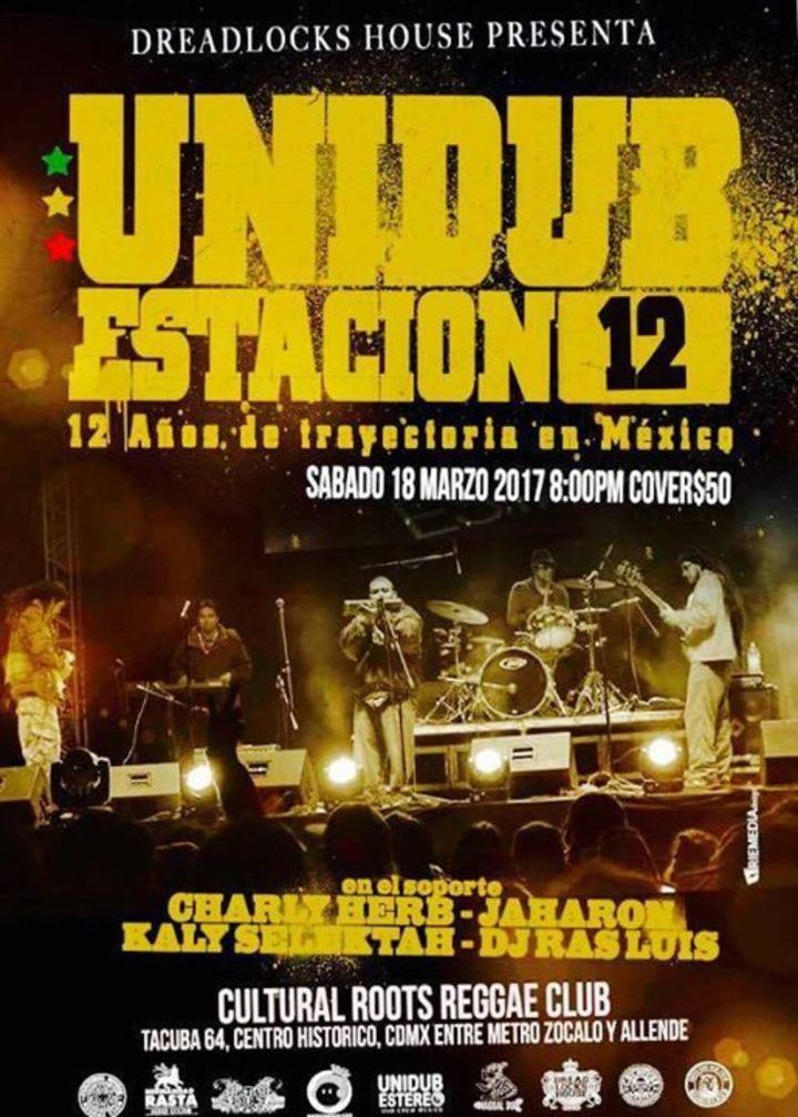 unidub Tour Dates