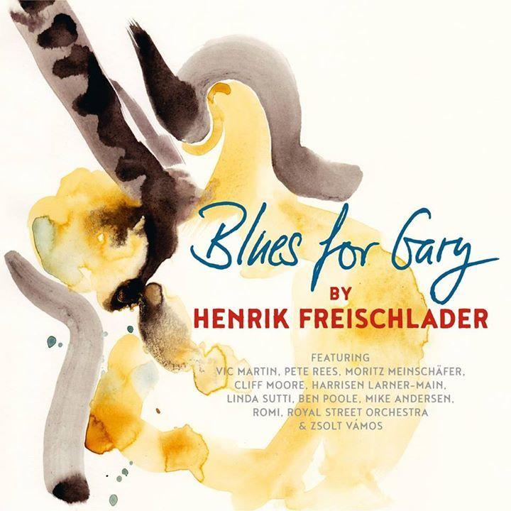 Henrik Freischlader @ Deutschlandfunk Kammermusiksaal - Koln, Germany