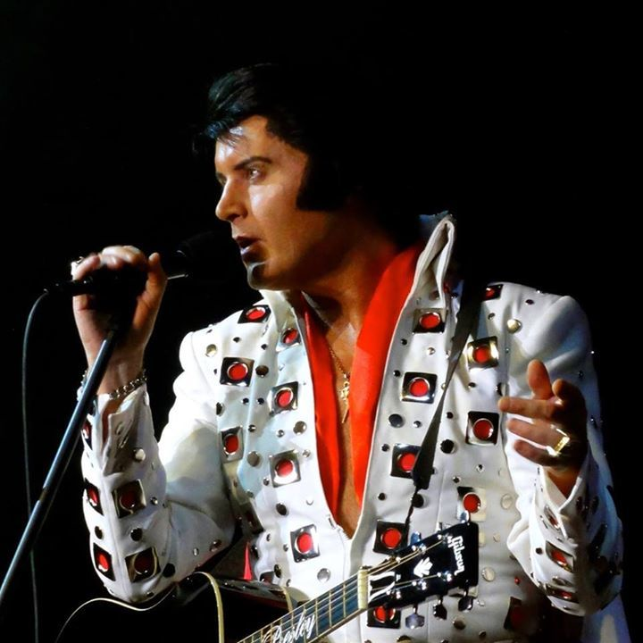 a Vision of Elvis @ Huddersfield Town Hall - Huddersfield, United Kingdom