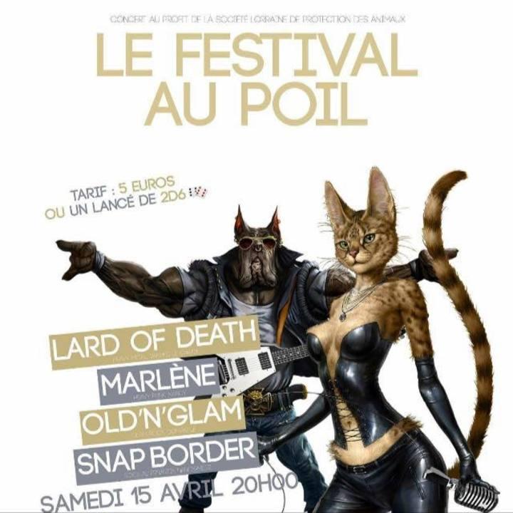 Lard Of Death Tour Dates