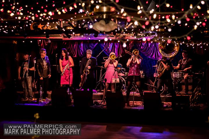 Badda Boom Brass Band Tour Dates