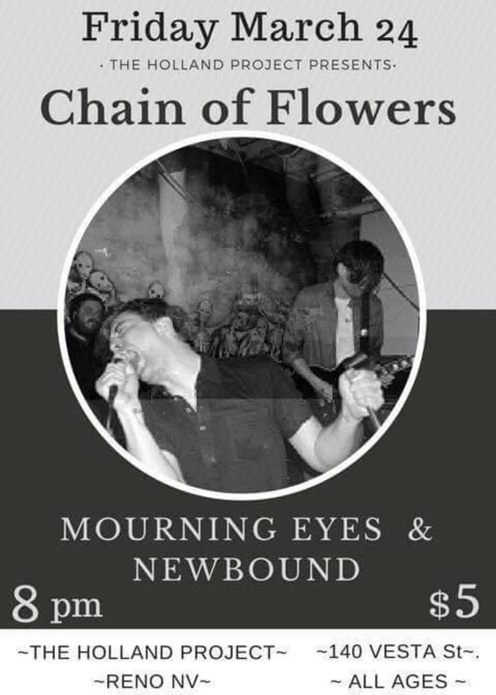 Newbound Tour Dates