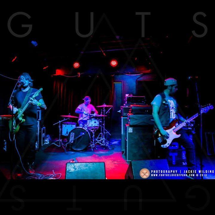 Unofficial: GUTS Tour Dates