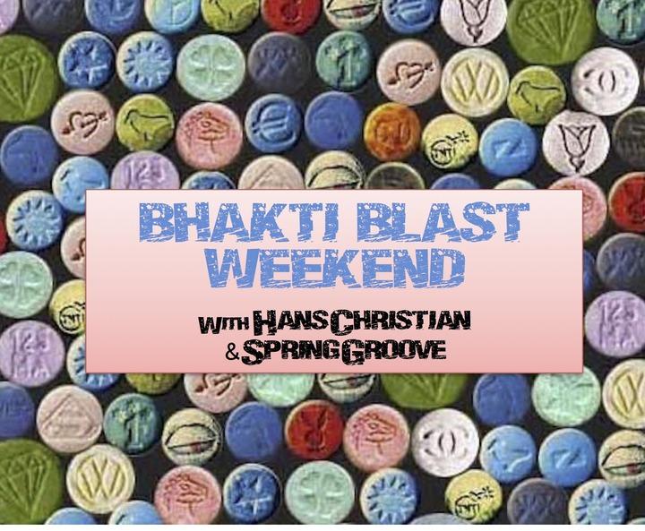 Spring Groove @ BHAKTI BLAST WEEKEND 25th-27th - Giessen, Germany