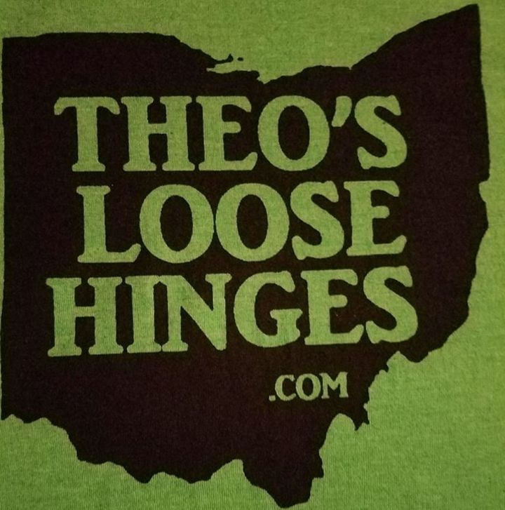 Theo's Loose Hinges Tour Dates