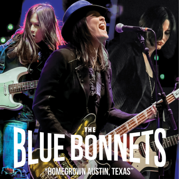 The BlueBonnets Tour Dates