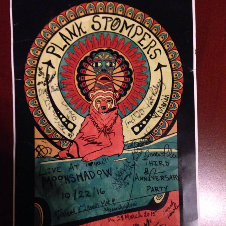 Plank Stompers Tour Dates