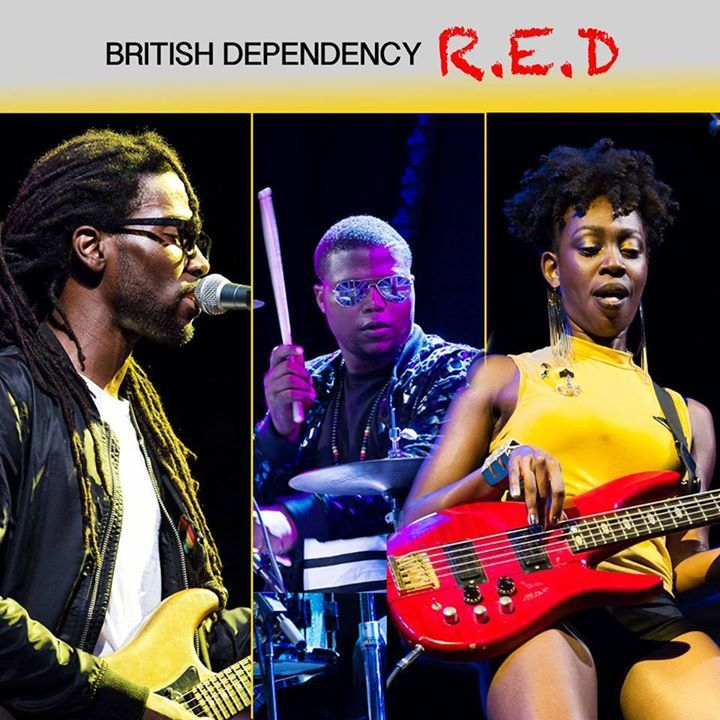 British Dependency Tour Dates
