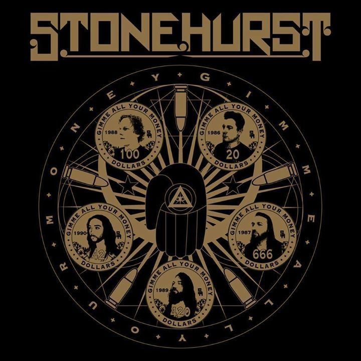 Stonehurst Tour Dates