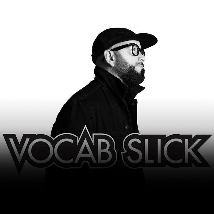 Vocab Slick Tour Dates