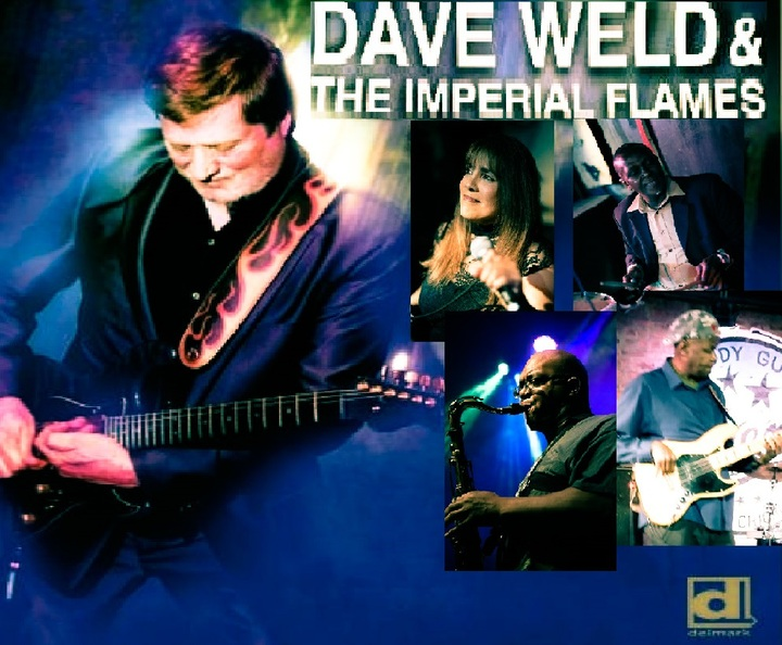 Dave Weld and The Imperial Flames - Tour Dates @ Pop's Place - Decatur, IL