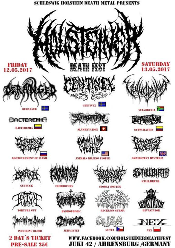 Hydrophobic Tour Dates