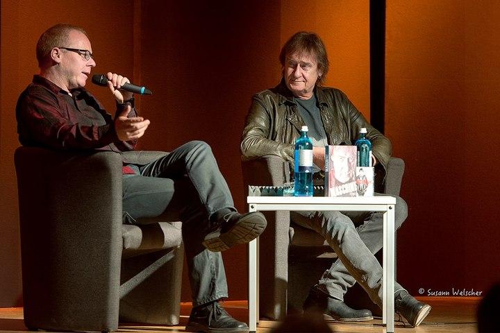 DIETER MASCHINE BIRR @ Talkshow // Kurhaus am Inselsee - Gustrow, Germany