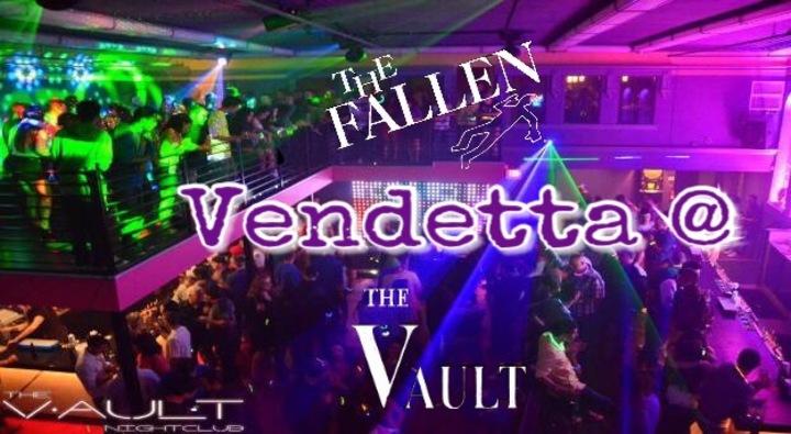 The Fallen ROC @ The Vault - Niagara Falls, NY