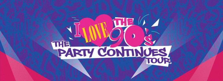 I Love The 90's @ Infinite Energy Arena - Duluth, GA